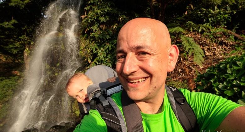 Na Azorach z dzieckiem