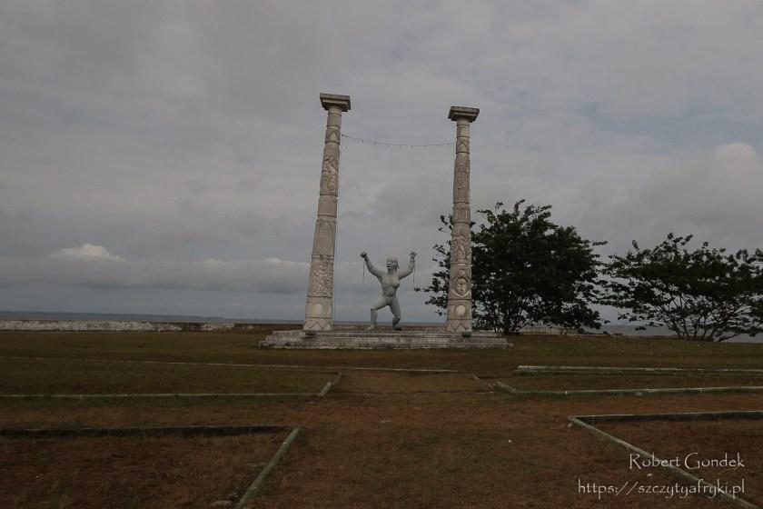 Pomnik wyzwolonych niewolników w Libreville