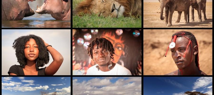 Najlepsze zdjęcia z Kenii
