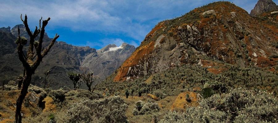 Najładniejsze góry w Afryce