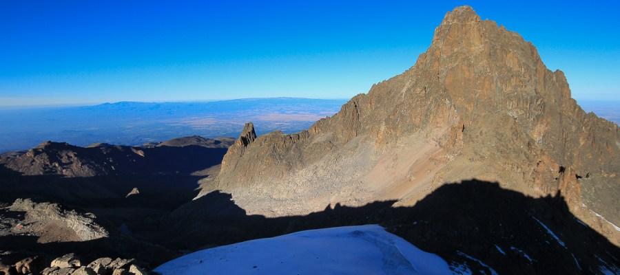 Najwyższa góra w Kenii – wejście na szczyt