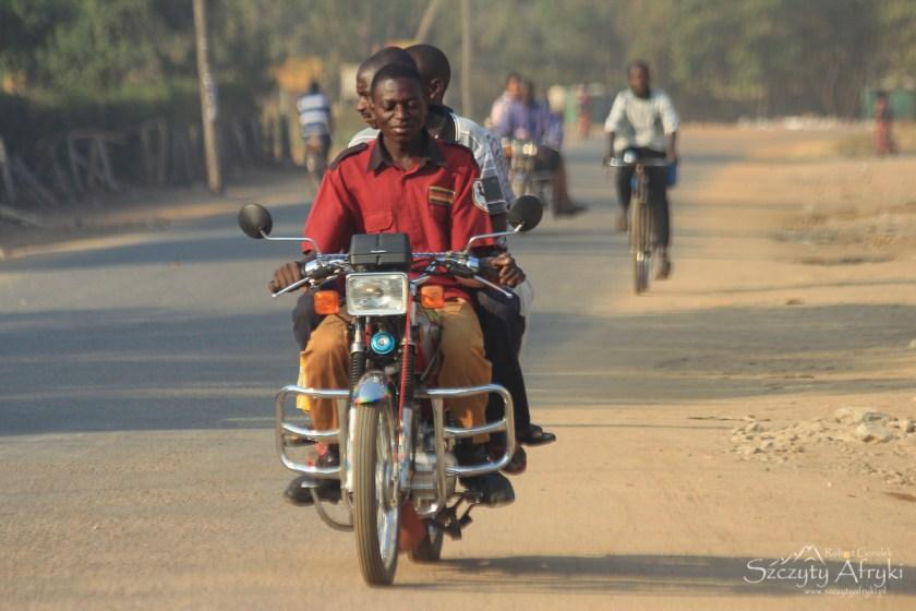 Zwiedzanie Kampali