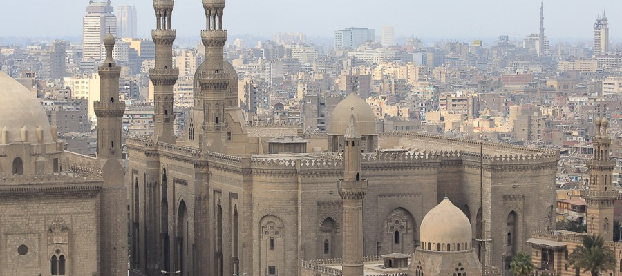 Druga wizyta w Egipcie