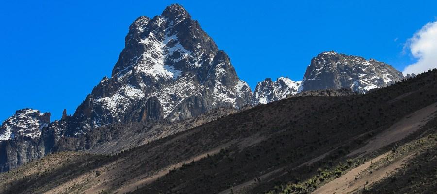 Jaki jest koszt trekkingu na Mount Kenya w Kenii