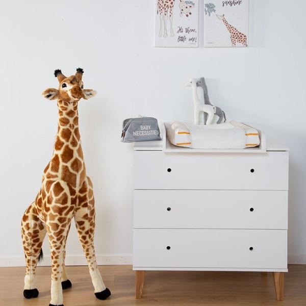 Żyrafa - duża zabawka dla dzieci - dekoracja