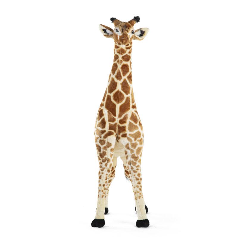 Żyrafa - ogromna zabawka maskotka dla dzieci - dekoracja
