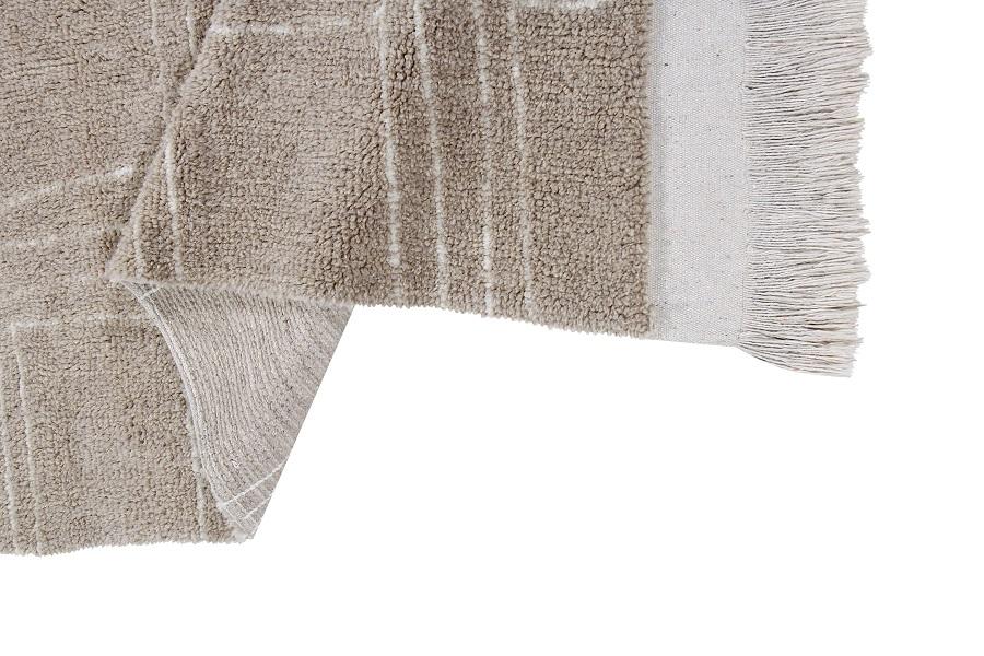 Kolekcja wełnianych dywanów - Shuka Sandstone - african design