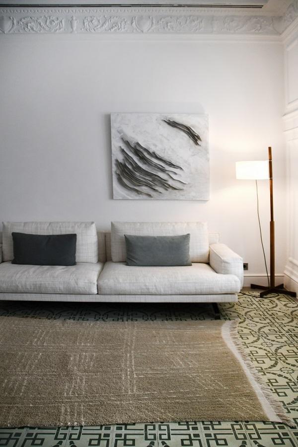 Kolekcja wełnianych dywanów - Shuka Sandstone - inspiracje Afryką