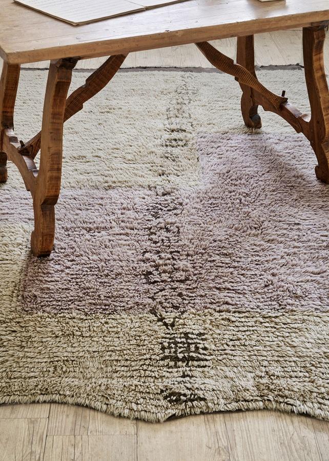 Wełniany dywan - model Amani - african design - afrykański styl w Twoim domu