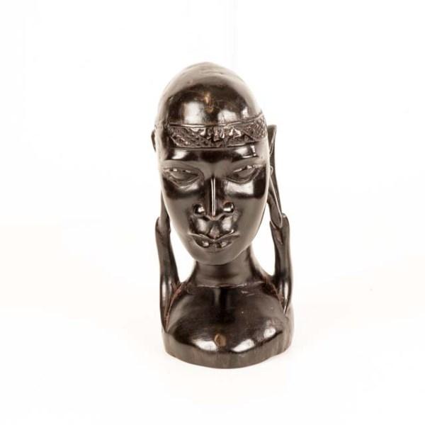 Ładna rzeźba z Tanzanii