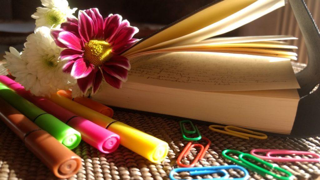 5 powodów dla których warto pisać pamiętnik