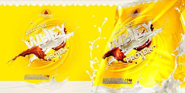 Delicious Whey Protein Vanília