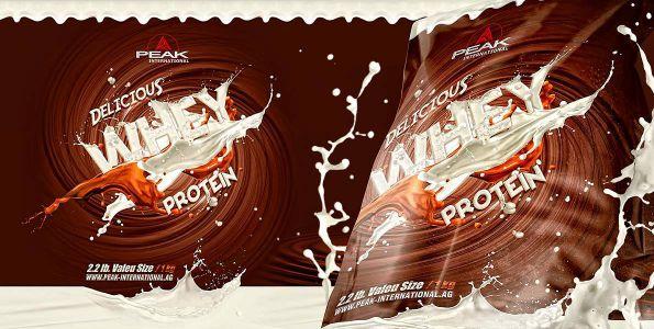 Delicious Whey Protein Csokoládé