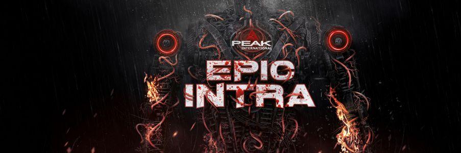 Epic Intra címke terv
