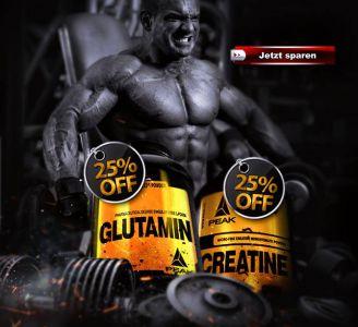 Glutamin & Creatin