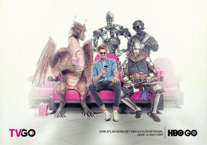 HBO GO kreatív