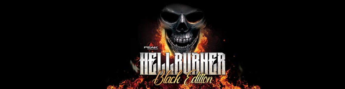 Hellburner Black Edition címke