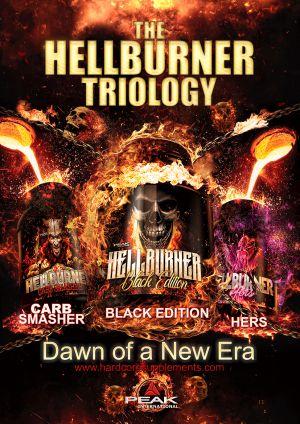 Hellburner Triology