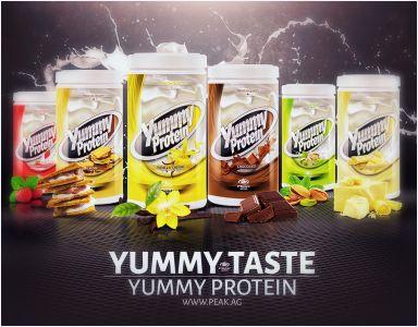 Peak Yummy Protein