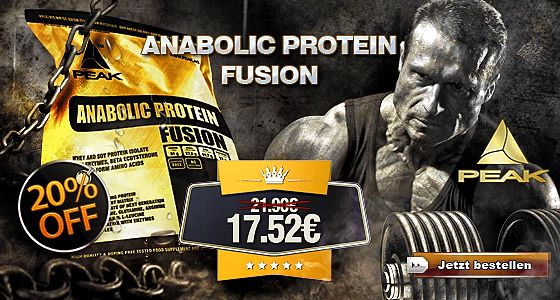 Anabolic Protein Fusion