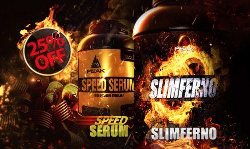 Slimferno And Speed Serum