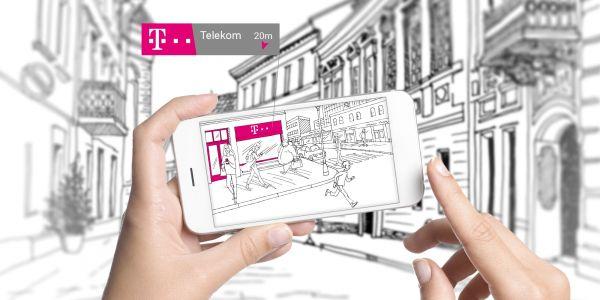 Telekom App kreatív