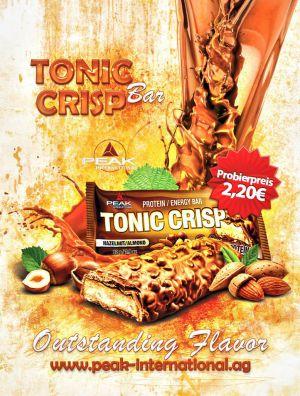 Tonic Crisp szelet