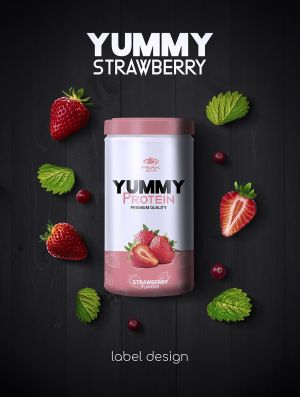 Yummy_Protein_2019_design_strawberry