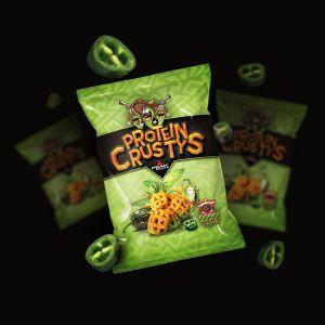 Protein Crustys