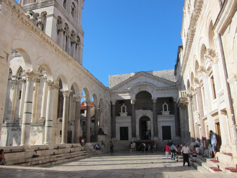 Croatia, Split and an emperor's retirement home