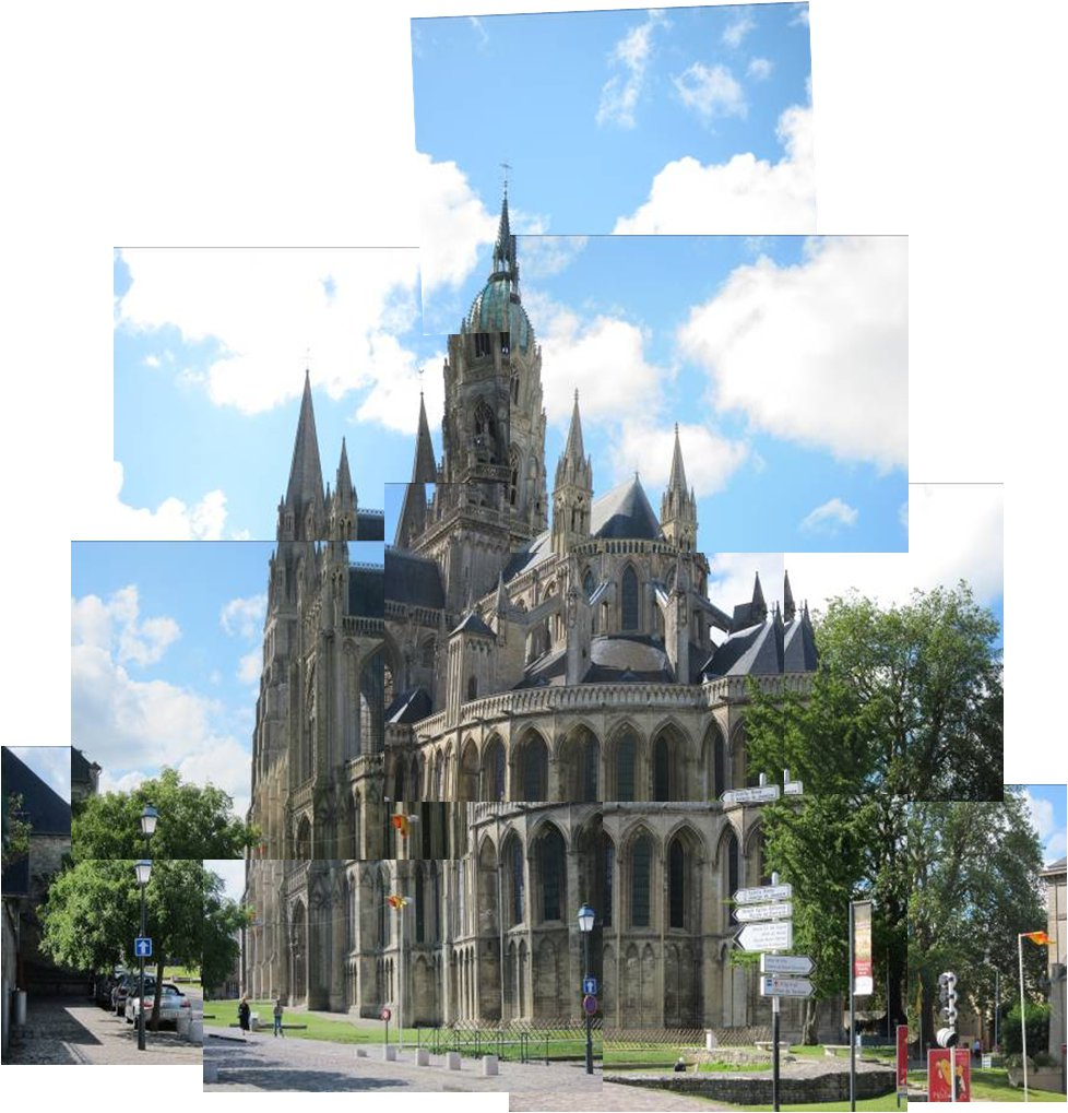 Bayeux Cathederal