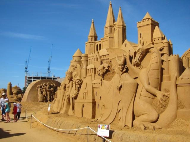 sand disney