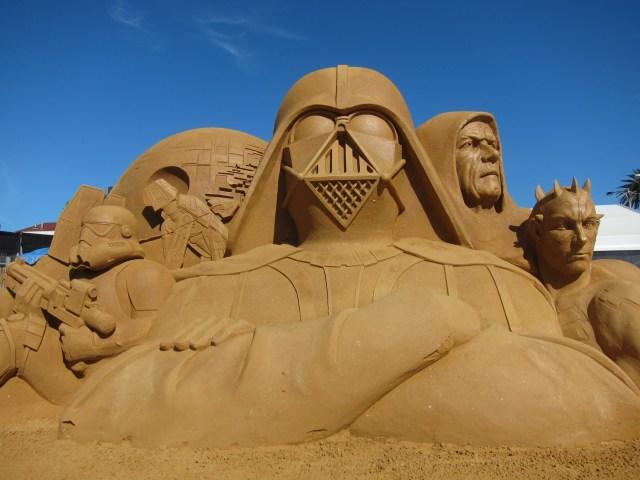 vader sand