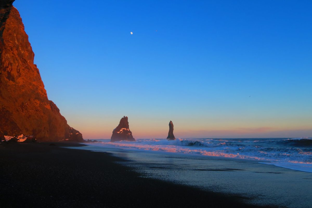Vik and Reynisfjara Beach