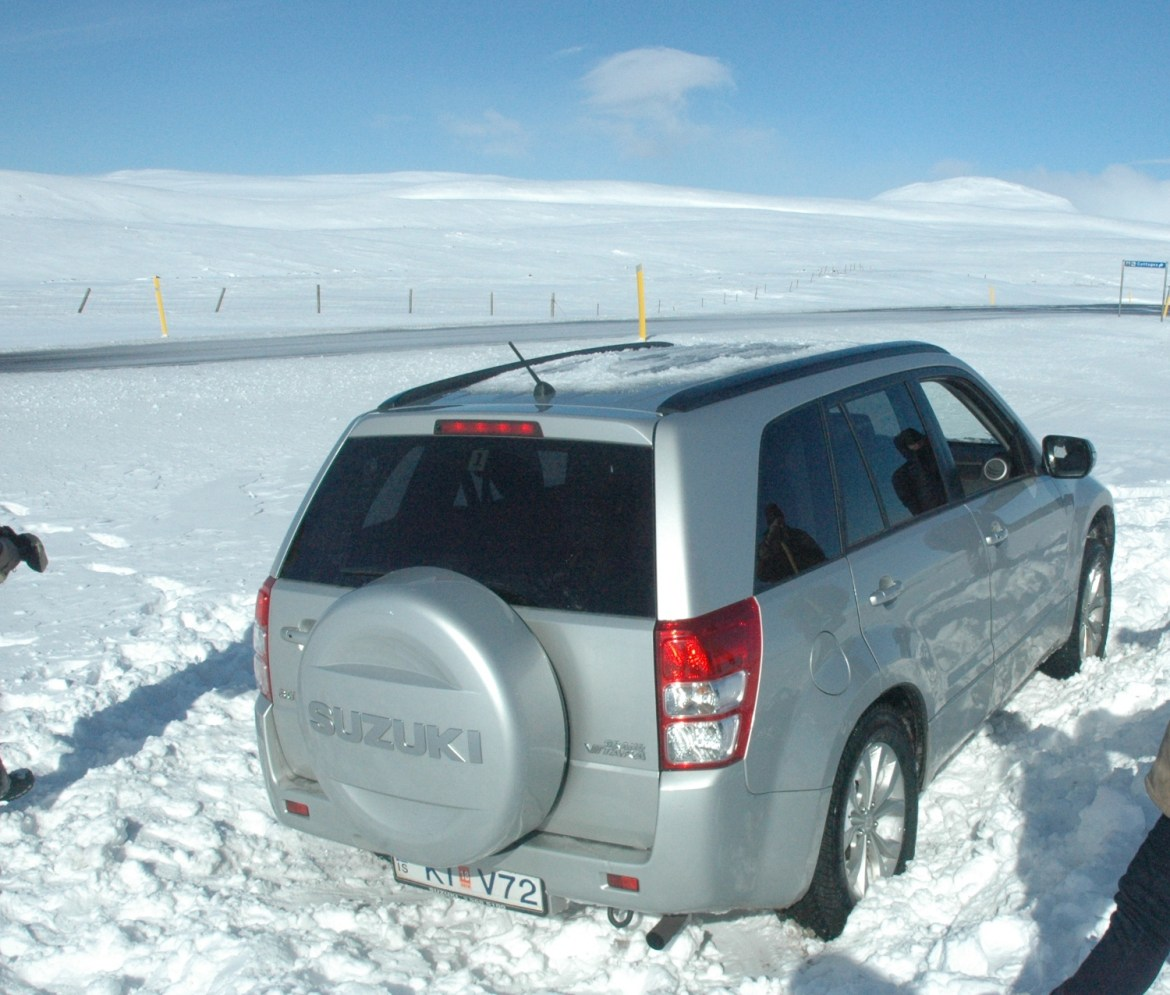 Driving tips for Iceland