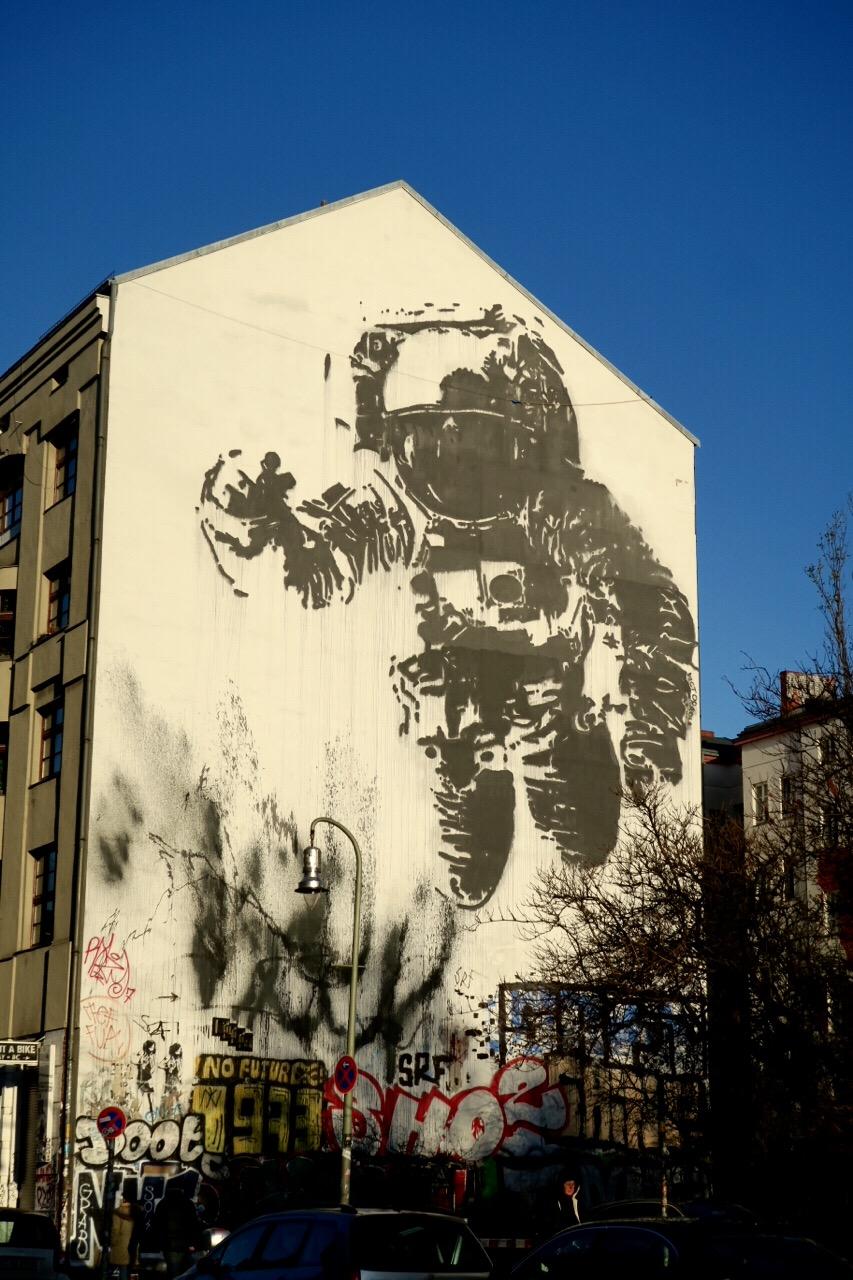 Giant Murals