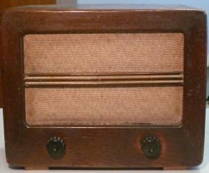 A rádió eleje