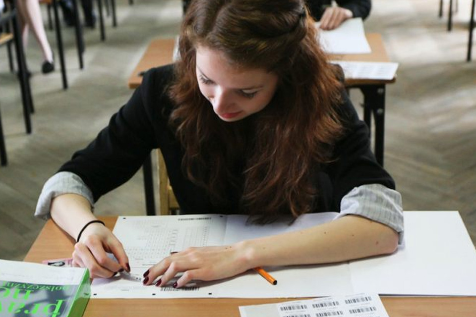 Kurs przygotowujący do egzaminu z języka polskiego