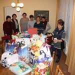Caritas - paczki Boże Narodzenie 2015