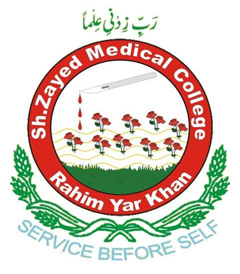 Sheikh Zayed Medical College Rahim Yar Khan