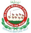 Sheikh Zayed Medical College Rahim Yar Khan