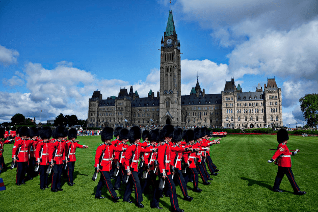 RCMP AND PARLIAMENT