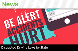 news box distracted driving laws Sept 2017