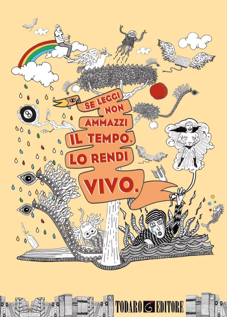 Todaro Editore Life - Print and card advertising