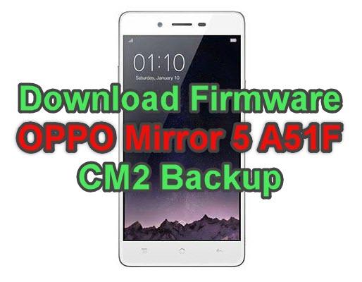 OPPO Mirror 5 A51F