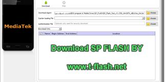 ZTE flash tool |T FLASH
