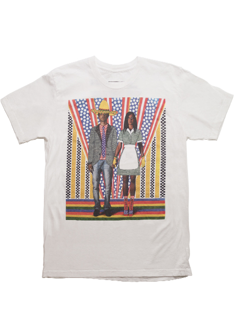 T-Post t-shirt issue 55