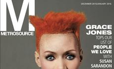 Metrosource Magazine – Issue Jan 2016