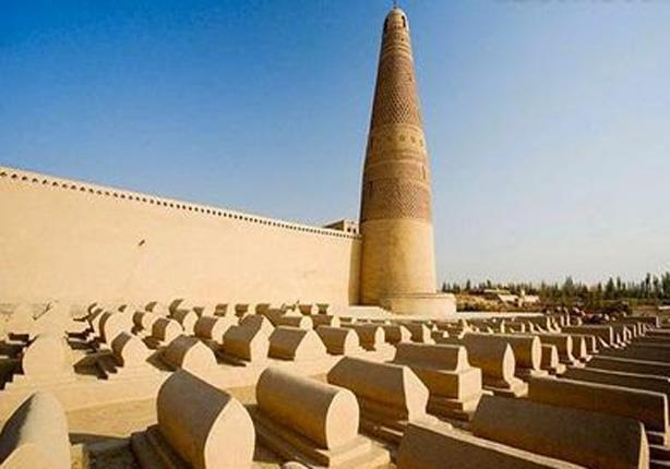 امین مناره مسجد! (4)