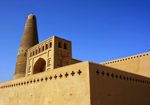 امین مناره مسجد! (7)